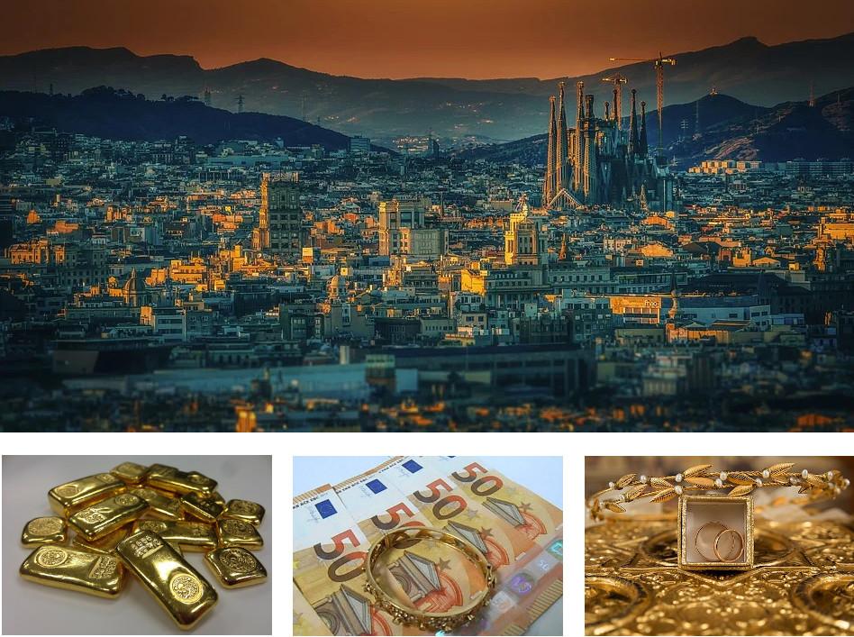 Compro oro Barcelona